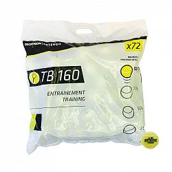 ARTENGO Tenisové Loptičky Tb160 72 Ks