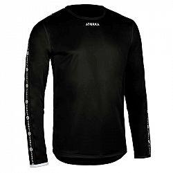 ATORKA Detské Tričko H100c čierne