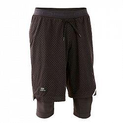 KALENJI Pánske šortky Run Dry +