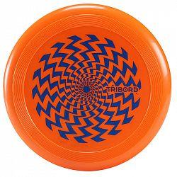 OLAIAN Lietajúci tanier D90 oranžový