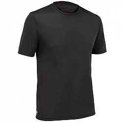 OLAIAN Pánske Tričko Uv čierne