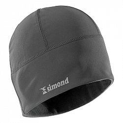 SIMOND čiapka Alpinism Sivá