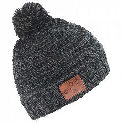 WEDZE čiapka Bluetooth čierna