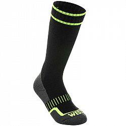WEDZE Detské Ponožky 500 čierne
