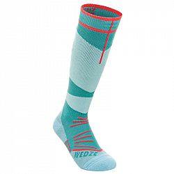 WEDZE Detské Ponožky 500 Zelené